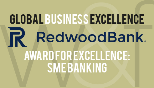 Award for Excellence: SME Banking